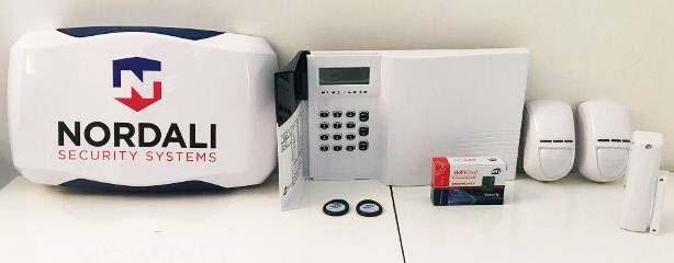 Nordali HKC Alarm Kit